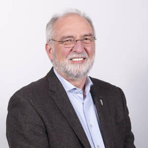Denis Lalumière, maire