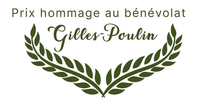 Prix hommage au bénévolat Gilles-Poulin
